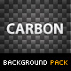 PACK 5 BACKGROUNDS CARBON - ActiveDen Item for Sale
