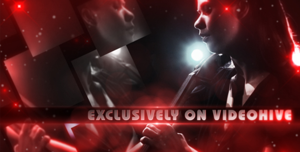 After Effects Project - VideoHive LIVE SHOW 132866