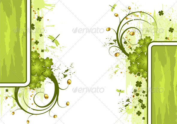 Graphic River St Patrick s Day Vectors -  Conceptual  Seasons/Holidays  Miscellaneous 1068991
