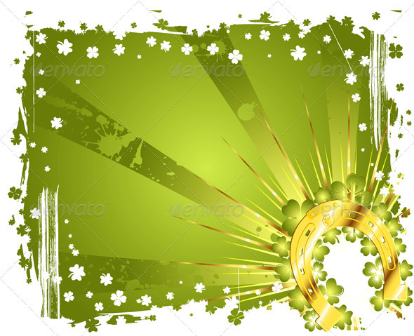 Graphic River St Patrick Day Background Vectors -  Conceptual  Seasons/Holidays  Miscellaneous 1069051