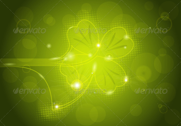 Graphic River St Patrick s Background Vectors -  Conceptual  Seasons/Holidays  Miscellaneous 1069055