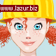 under construction - girl with jack hammer - ActiveDen Item for Sale