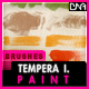 Tempera I. Paint  - GraphicRiver Item for Sale