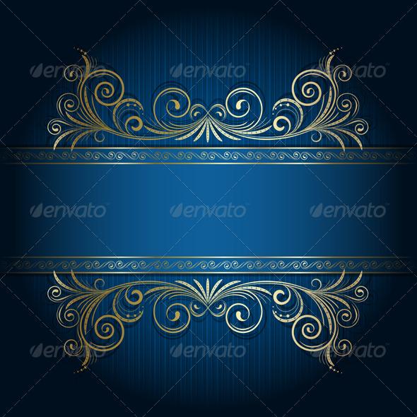 GraphicRiver Retro frame 133972