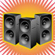 Music Speakers - GraphicRiver Item for Sale