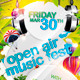 Open Air Music Fest Flyer - GraphicRiver Item for Sale