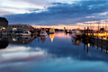 Dawn in Boston Harbor - PhotoDune Item for Sale