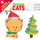 Cute Cats with Christmas Objects - GraphicRiver Item for Sale
