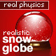 Realistic Snow Globe - ActiveDen Item for Sale