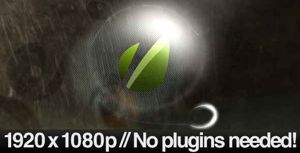 After Effects Project - VideoHive Centered Around 134766