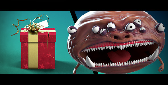 After Effects Project - VideoHive Nice Present 1086929