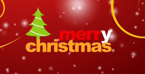 After Effects Project - VideoHive Christmas time 1041124