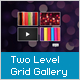 XML Two Level Image/Video Grid Gallery - ActiveDen Item for Sale