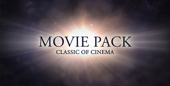 After Effects Project - VideoHive Movie Pack Classic of Cinema 135684