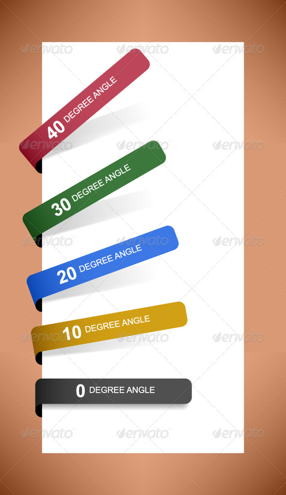 GraphicRiver Tag Label Sticker Paper 135808