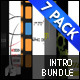 7 Pack Intro Bundle - ActiveDen Item for Sale