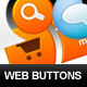 Resizable Web Button Shapes - GraphicRiver Item for Sale