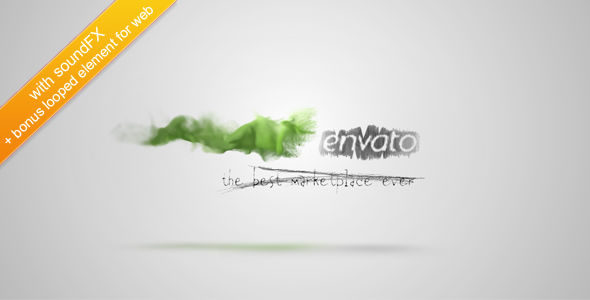 After Effects Project - VideoHive theSmoky 136284