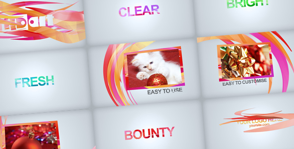 After Effects Project - VideoHive Bounty project 136404