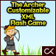 The Archer Customizable XML Flash Game - ActiveDen Item for Sale