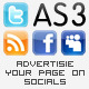 AS3 Auto Link Social Networks Share - ActiveDen Item for Sale