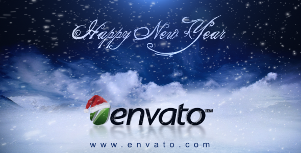 After Effects Project - VideoHive Holiday Logo Reveal 1104206