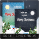 Merry Christmas Greeting Cards - GraphicRiver Item for Sale