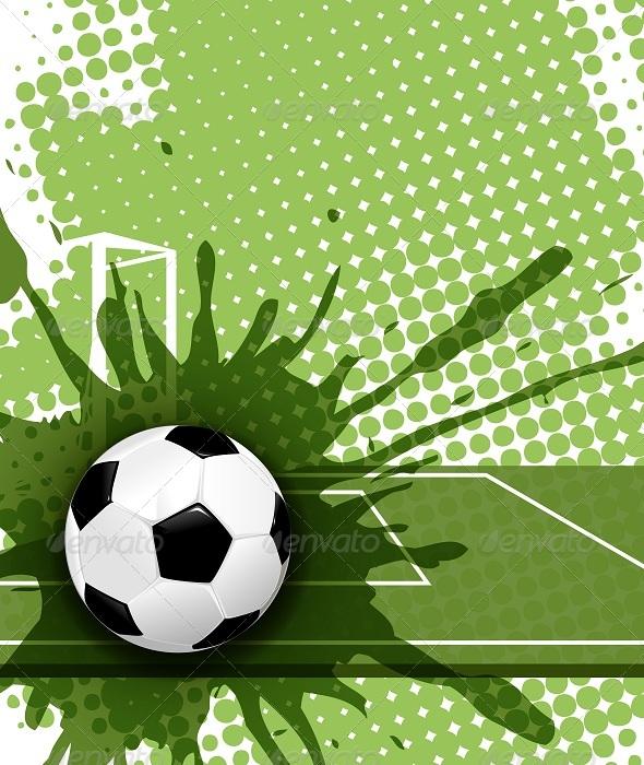 GraphicRiver soccer 136633