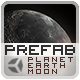 Planet Earth's Moon Prefab - ActiveDen Item for Sale