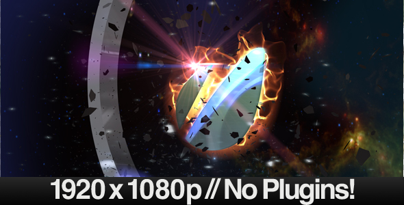 After Effects Project - VideoHive Blown Away 138035