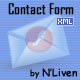 Contact Form - Flash / xml / PHP - ActiveDen Item for Sale