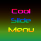 Cool Slide-In Menu - ActiveDen Item for Sale