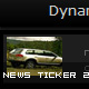 Dynamic xml news ticker (V) 2 - ActiveDen Item for Sale