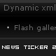 Dynamic xml news ticker(H) 2 - ActiveDen Item for Sale