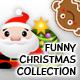 Funny Christmas Collection - GraphicRiver Item for Sale