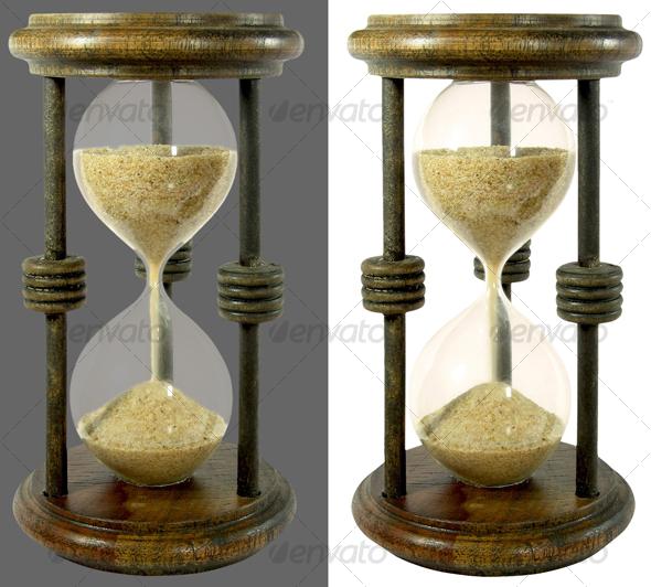 GraphicRiver Sand clock 46039