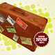 Retro Suitcase Comp - GraphicRiver Item for Sale