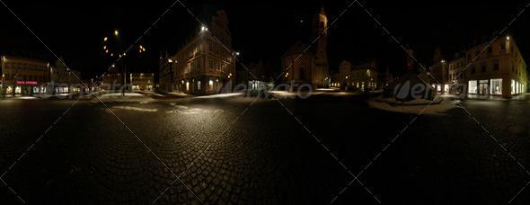 3DOcean HDRI City Night 139601