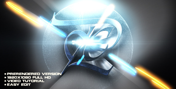 After Effects Project - VideoHive 3D Logo Madness 1132573