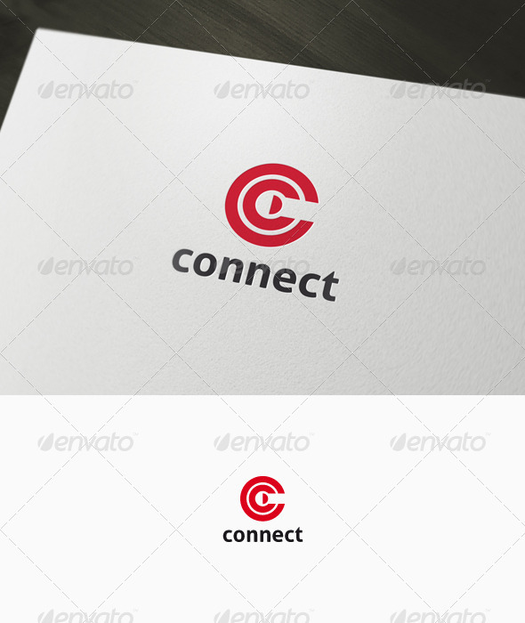 GraphicRiver Abstract Letter C Logo 1133771