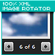100% XML customizable Image Rotator - ActiveDen Item for Sale