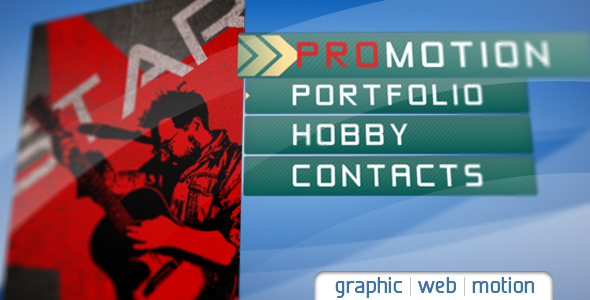 After Effects Project - VideoHive STAR ProMotion 140281