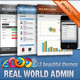 Real World Admin - ThemeForest Item for Sale
