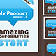 Web 2.0 Graphic for Showcasing Products - GraphicRiver Item for Sale