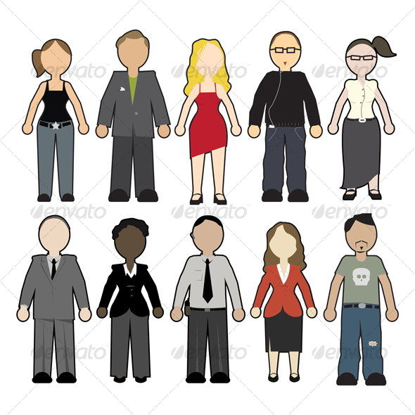 GraphicRiver People 46379