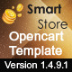 Smart Store Opencart Template - ThemeForest Item for Sale