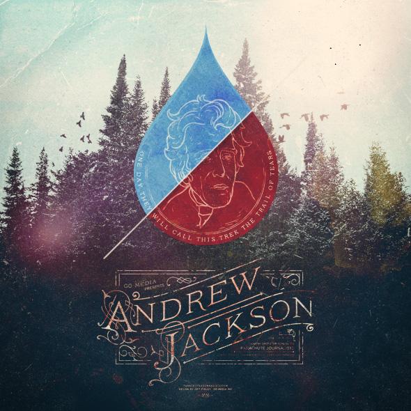 TutsPlus Video Tutorial The Making of Andrew Jackson 141031