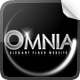 OMNIA - Elegant Flash Website [ikoOte v2.0] - ActiveDen Item for Sale