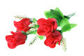 Red Roses on White Background - PhotoDune Item for Sale