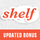 Shelf Under Construction Template - ThemeForest Item for Sale